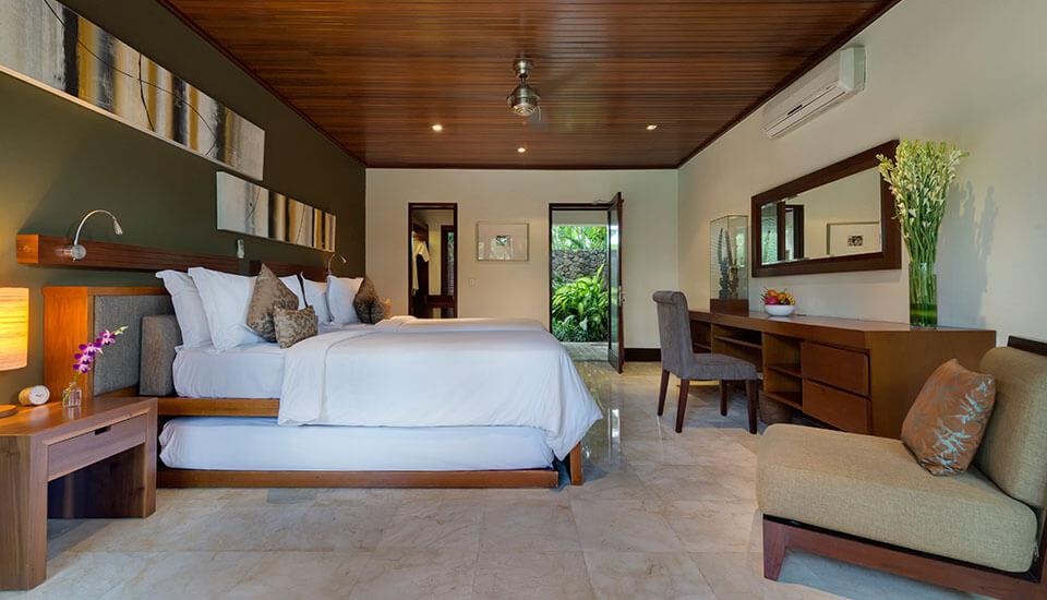 Villa Asta - Guest bedroom one