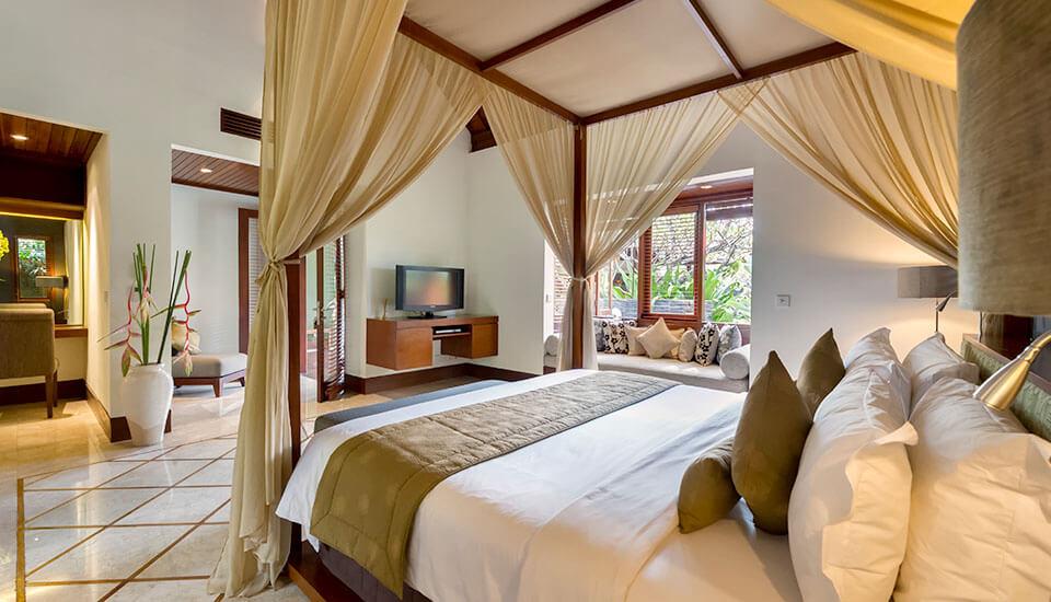 Villa Asta - Master bedroom one